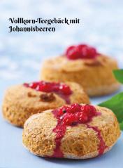 Rezept - Vollkorn-Teegebäck mit Johannisbeeren - Simply Kochen Sonderheft Zuckerfrei 01/2019