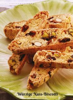 Rezept - Würzige Nuss-Biscotti - Simply Kochen Sonderheft Zuckerfrei 01/2019