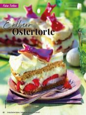 Rezept - Erdbeer-Ostertorte - Simply Backen Special – Osterbacken mit dem Thermomix® 02/2019