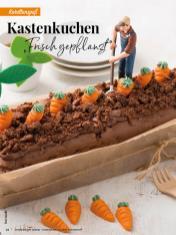 """Rezept - Kastenkuchen """"Frisch gepflanzt"""" - Simply Backen Special – Osterbacken mit dem Thermomix® 02/2019"""