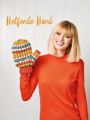 Häkelanleitung - Helfende Hand - Simply Häkeln 03/2019