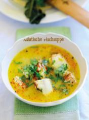 Rezept - Asiatische Fischsuppe - Bewusst Low Carb Sonderheft Keto