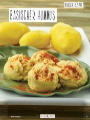 Rezept - Basischer Hummus - Simply Kochen Sonderheft Basenfasten mit Andrea Sokol