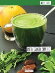 Rezept - Dattel-Orangen-Smoothie - Simply Kochen Sonderheft Basenfasten mit Andrea Sokol