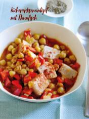 Rezept - Kichererbseneintopf mit Thunfisch - Bewusst Low Carb – 04/2019