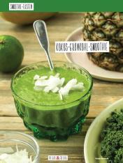 Rezept - Kokos-Grünkohl-Smoothie - Simply Kochen Sonderheft Basenfasten mit Andrea Sokol