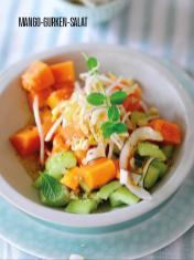 Rezept - Mango-Gurken-Salat - Bewusst Low Carb – 04/2019