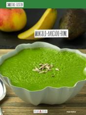 Rezept - Mangold-Avocado-Bowl - Simply Kochen Sonderheft Basenfasten mit Andrea Sokol