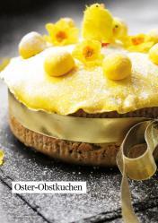 Rezept - Oster-Obstkuchen - Healthy Vegan 03/2019