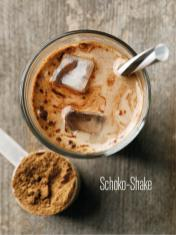 Rezept - Schoko-Shake - Bewusst Low Carb Sonderheft Keto