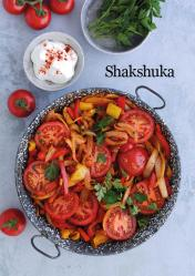 Rezept - Shakshuka - Healthy Vegan 04/2019