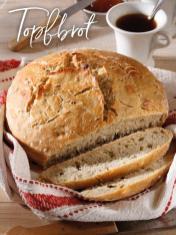 Rezept - Topfbrot - Simply Backen Sonderheft – Brote und Brötchen mit dem Thermomix® 02/2019