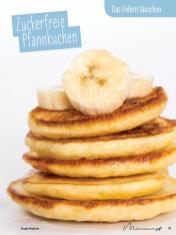 Rezept - Zuckerfreie Pfannkuchen - Simply Kochen Sonderheft - Ernährung in der Schwangerschaft - mit Nina Kämpf von Mamaaempf
