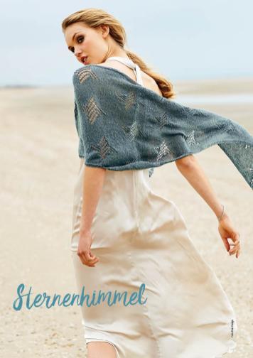 Strickanleitung - Sternenhimmel - Simply Stricken 03/2019