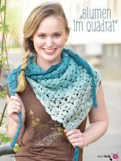 Häkelanleitung - Blumen im Quadrat - Simply Kreativ Sonderheft Best of CraSy Sylvie