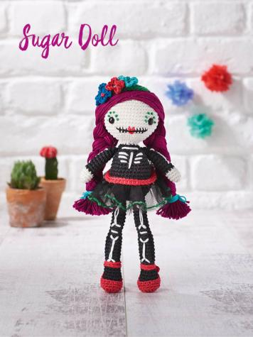 Häkelanleitung - Sugar Doll - Best of Simply Häkeln Amigurumi Vol. 3
