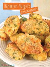 Rezept - Hähnchen-Nuggets mit Gemüsepanade - Simply Kochen mit und für Kinder - mit Nina Kämpf von Mamaaempf