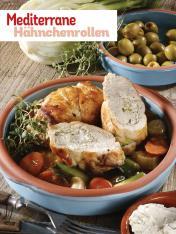 Rezept - Mediterrane Hähnchenrollen - Simply Kochen Sonderheft So schmeckt der Frühling