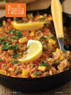 Rezept - Paella - Simply Kochen mit und für Kinder - mit Nina Kämpf von Mamaaempf
