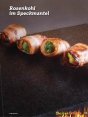Rezept - Rosenkohl im Speckmantel - Simply Kochen Sonderheft Besser Grillen mit den Grillweltmeisten