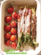 Rezept - Spargel-Schinkenrollen - Simply Kochen Sonderheft So schmeckt der Frühling