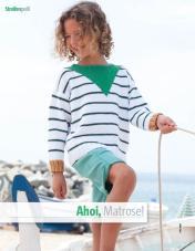Strickanleitung - Ahoi, Matrose! - Fantastische Sommer-Strickideen 03/2019