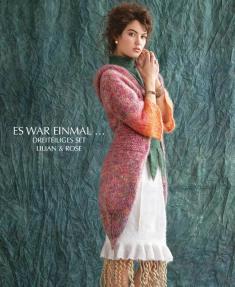 Strickanleitung - Es war einmal - Dreiteiliges Set Lilian und Rose - Designer Knitting - 03/2019