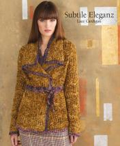 Strickanleitung - Subtile Eleganz - Lace-Cardigan - Designer Knitting - 03/2019