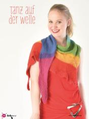 Strickanleitung - Tanz auf der Welle - Simply Kreativ Sonderheft Best of CraSy Sylvie