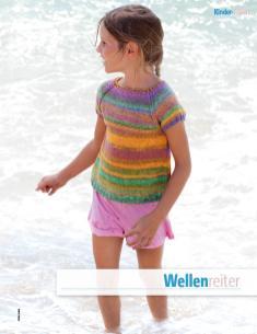 Strickanleitung - Wellenreiter - Fantastische Sommer-Strickideen 03/2019