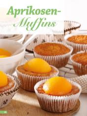 Rezept - Aprikosen-Muffins - Simply Backen 03/2019
