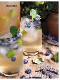 Rezept - Blaubeerwasser - Bewusst Low Carb – 05/2019