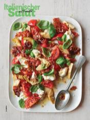 Rezept - Italienischer Salat mit Pancetta - Simply Kochen Sonderheft Salate to go