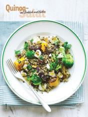 Rezept - Quinoa-Salat mit Brokkoli und Kürbis - Simply Kochen Sonderheft Salate to go