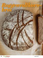 Rezept - Roggenvollkornbrot - Brote Backen mit Tommy Weinz - 02/2019