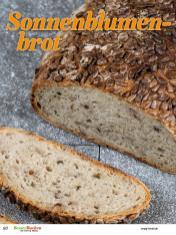 Rezept - Sonnenblumen-brot - Brote Backen mit Tommy Weinz - 02/2019