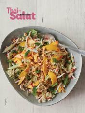 Rezept - Thai-Hähnchen-Salat - Simply Kochen Sonderheft Salate to go