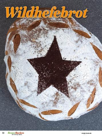 Rezept - Wildhefebrot - Brote Backen mit Tommy Weinz - 02/2019