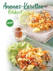 Rezept - Ananas-Karotten-Rohkost - Simply Kochen Sonderheft Sommerrezepte