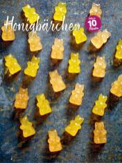 Rezept - Honigbärchen - Simply Kochen Sonderheft Sommerrezepte