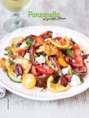 Rezept - Panzanella mit gerösteten Zitronen - Simply Kochen Sonderheft Sommer-Salate