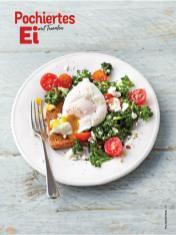 Rezept - Pochiertes Ei mit Tomaten - Simply Kochen Sonderheft Frühstücksrezepte