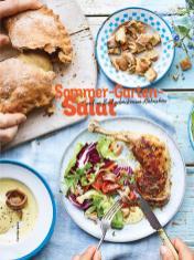 Rezept - Sommer-Garten-Salat mit im Brot gebackenem Hähnchen - Simply Kochen Sonderheft Sommer-Salate