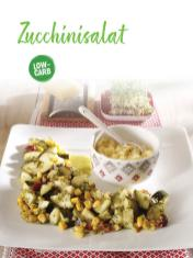 Rezept - Zucchinisalat - Simply Kochen Sonderheft Sommerrezepte