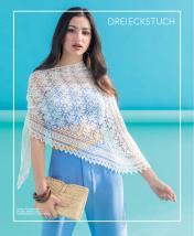 Strickanleitung - Dreieckstuch - Designer Knitting 04/2019