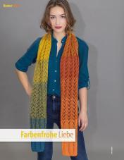 Strickanleitung - Farbenfrohe Liebe - Fantastische Strickideen 04/2019