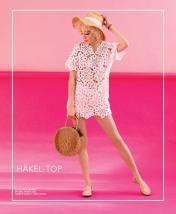 Strickanleitung - Häkel-Top - Designer Knitting 04/2019