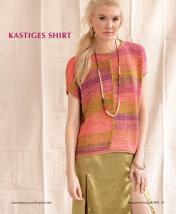 Strickanleitung - Kastiges Shirt - Designer Knitting 04/2019