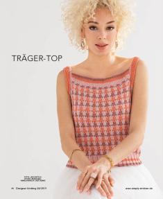 Strickanleitung - Träger-Top - Designer Knitting 04/2019
