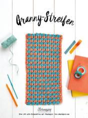 Häkelanleitung - Granny-Streifen - Simply Häkeln 05/2019